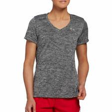 Nuevo Con Etiquetas Para Mujer Under Armour Trenzado Tech Tee Shirt Top Lote de 4 Tees