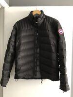 New Men's Canada Goose Brookvale Jacket Black Noir Small
