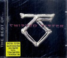 TWISTED SISTER The Best Of... CD NEW Sigillato