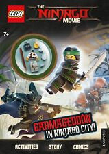 LEGO The Ninjago Movie: Garmageddon in Ninjago City INCLUDES: Cole Minifigure