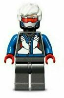 Overwatch LEGO Soldier: 76 Minifigure from set 75972 - NEW GENUINE