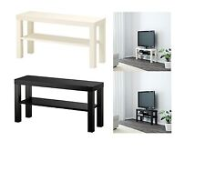 IKEA LACK TV BENCH STAND WITH SHELF FOR PLASMA, LCD, LED TV STORAGE SHELF