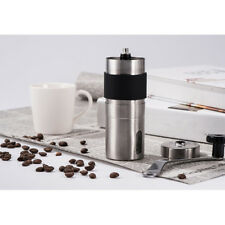 Ceramic Manual Coffee Grinder Portable Hand Crank Stainless Coffee Mill #5