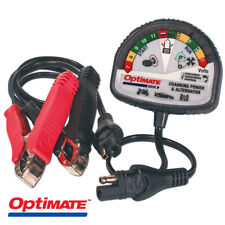 NEW TecMate OptiMate Cranking and Alternator 12V Charging System Tester TS-121