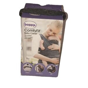 Boppy ComfyFit Hybrid Baby Carrier - Heathered Gray