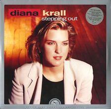 KRALL DIANA STEPPING OUT DOPPIO VINILE LP 180 GRAMMI NUOVO E SIGILLATO !!