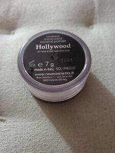 Cipria powder Minerale Neve Cosmetics minimizza pori vegan HOLLYWOOD ingr.Silica
