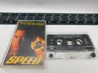 Speed Cassette Inspired Motion Picture Soundtrack Audio Tape 11018-4 C19-3