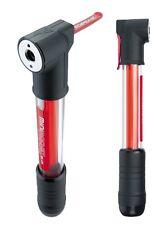 Topeak MiniRocket iGlow Pump Presta Valve 160 psi Led Red