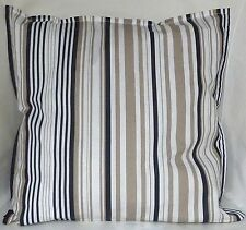 Unbranded Striped 100% Cotton Decorative Cushions