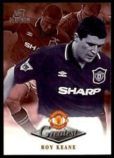 Futera Manchester United fans 1999-Ryan Giggs HOT SHOTS #52 Chrome en Relief