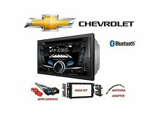 2006-2015 CHEVROLET IMPALA EQUINOX TRAVERSE Stereo RADIO BLUETOOTH USB AUX CHEVY