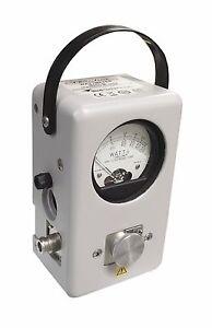 New Bird 43 THRULINE Wattmeter with BNC Female type QC Connectors