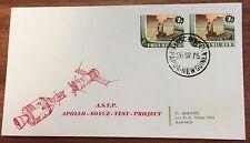1975 png Apollo Soyuz rocket cover -t Horton addressed