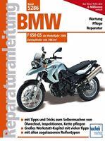 BMW F 650 GS Zweizylinder Reparaturanleitung Reparaturbuch Reparatur-Handbuch
