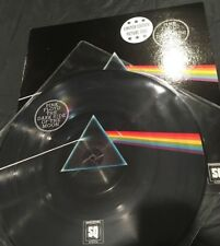PINK FLOYD THE DARK SIDE OF THE MOON LP PICTURE DISC VINYL LONG PLAY DARKSIDE