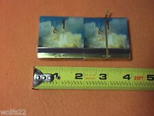 (4) Space Shuttle Commemorative Vintage Matchbooks Kennedy Space Center ~ New