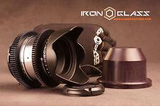 Helios 44-2 2/58mm silver portrait lens PL mount for RED ARRI BMPCC FFG black