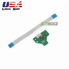 For SONY PS4 Controller 12 Pin Flex Ribbon Cable Eject Charging Power Board PCB