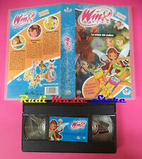 VHS film WINX CLUB la cripta del codice 2006 animazione MONDO 00559 (F82) no dvd
