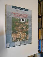 PERUGIA FERRO DI CAVALLO SAN MARINO E LA CITTà A NORD-OVEST (73 A 1)