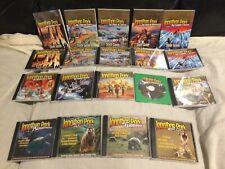 Jonathan Park Audio CD LOT Volume 1-10 Zoo Aquarium Galapagos Amazon Study Guide
