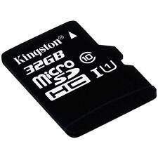 Kingston 32GB MicroSD Mobile Phone & PDA Memory Cards