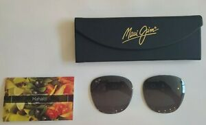 Authentic Replacement Lens for MAUI JIM - ALEKONA - Polarized Gray