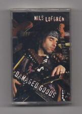 NILS LOFGREN - Damaged goods SEALED rare 1995 cassette - Bruce Springsteen