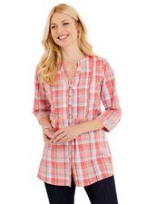 Maglie e camicie da donna maniche a 3/4 in cotone taglia 46