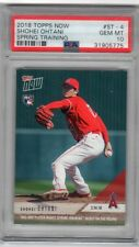 Shohei Ohtani 2018 Topps Now #ST-4 PSA Graded 10 Baseball Angels Rookie Rare SP
