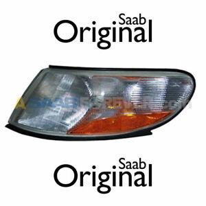 SAAB 900 9-3 Turn Signal Front Lamp Corner Light LEFT DRIVER OEM 4676458 4240354