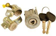 2004-2012 GMC Canyon Lock Set - Ignition & 2 Door Locks w/ 2 keys - NEW