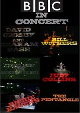 BBC IN CONCERT DVD CROSBY-NASH BILL WITHERS CHUCK BERRY JUDY COLLINS RICH HAVENS