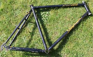 Specialized Stumpjumper Team Tange Prestige Steel Retro Bike Frame 1991 90s RARE