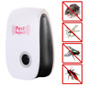 Simple LED Socket Electric Mosquito Fly Bug Insect Trap Night Lamp Killer Zapper