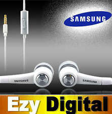 Premium WHITE Handsfree Headphones For Samsung Galaxy Ace/ Nexus S/Gio/Fit/Mini