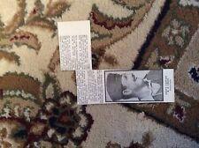 M12b ephemera 1945 article ww2 kenneth brian cross raf libya escape crash