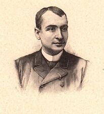 Portrait Louis Leloir Louis Pierre Sallot Comédien Théâtre Comédie Française