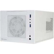 SilverStone SG05W LITE, Desktop-Gehäuse, weiß