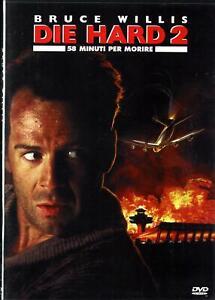 Die Hard 2. 58 Minuti Per Morire.DVD in Italiano Versione da edicola