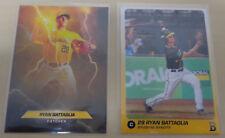 2018 Ryan Battaglia Baseball Cards - Brisbane Bandits Australian Baseball League
