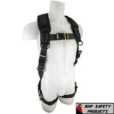 Fall Protection Sw99280 Hw Heavyweight Construction Safety Harness Padded 3x4x