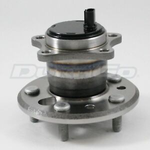 Wheel Bearing and Hub Assembly Rear Left IAP Dura 295-12206