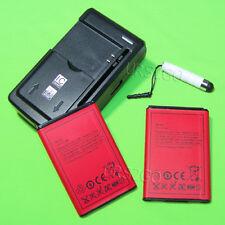 3270mAh Grade A Battery Universal Charger Styli for Verizon Lg Lucid 2 Vs870 Usa
