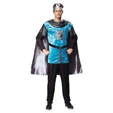 Costumes d'époque et de théâtre bleus
