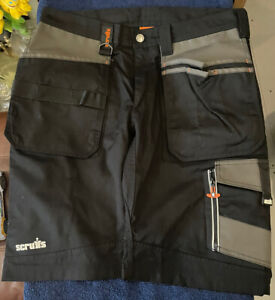 scruffs shorts 34