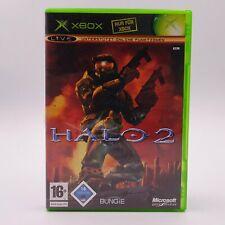 Halo 2 Microsoft Xbox 2004 DVD Box PAL Spiel Game Nichts wird mehr so sein