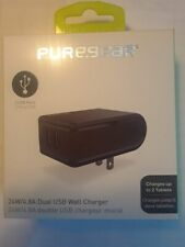 Puregear- Wall phone charger-compatible with most mobile devices