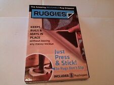 RUGGIES RUG GRIPPERS SET OF 8 GRIPPERS